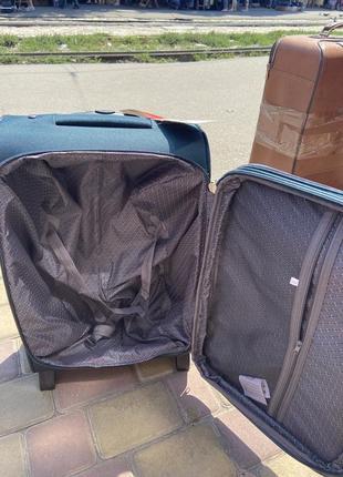 Акция !!!надёжный чемодан на 2 колеса,валіза ,вместительный ,дорожная сумка2 фото
