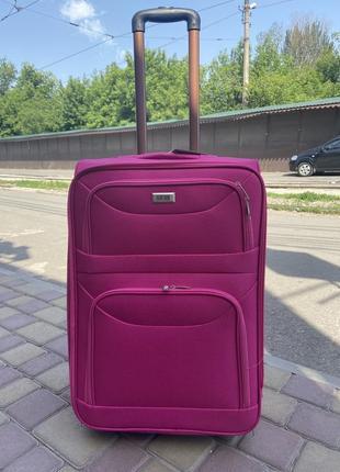 Акция ,надёжный чемодан на 2 колеса,валіза ,дорожная сумка,вместительный