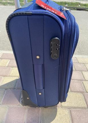 Акция !!!качественный чемодан на 4 колеса,вместительный ,надёжный ,дорожная сумка,кодовый замок,валіза3 фото