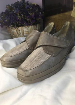 Ортопедическая обувь большой размер натуральная кожа