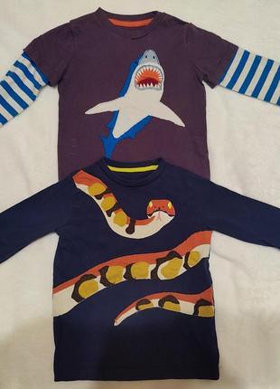 Лонгслив свитшот кофта футболка реглан худи пакет комплект на мальчика 4-5 лет  104-110