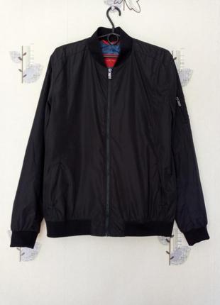 Куртка ветровка бомбер