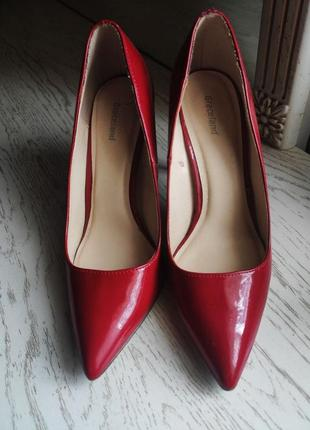Лодочки. туфли