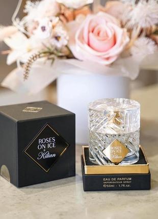 Парфюмированая вода kilian roses on ice liquors collection