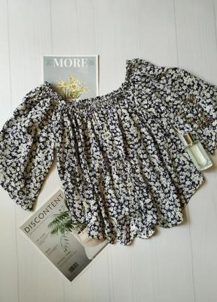 Блуза-топ від zara
