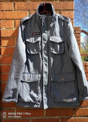 Качественная термокуртка, softshell, куртка на мембране