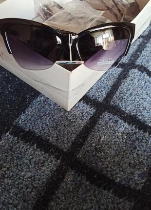 Солнцезащитные очки кошка uv 400