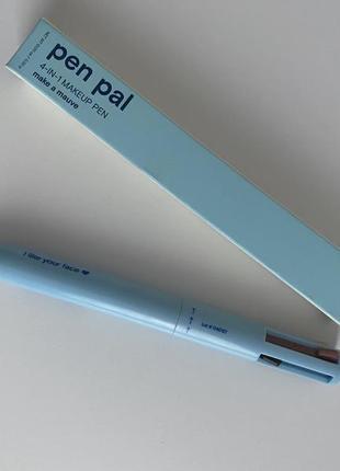Pen pal 4 в 1 самый удобный карандаш