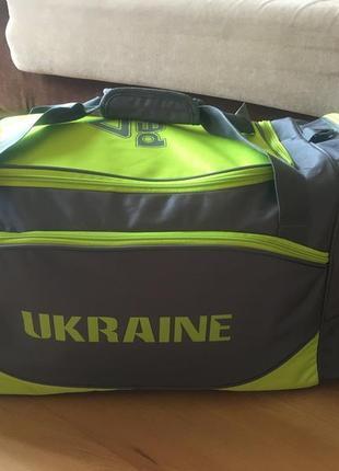 Дорожня сумка peak ukraine олімпійська