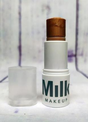 Кремовый хайлайтер milk makeup 3г оттенок lit