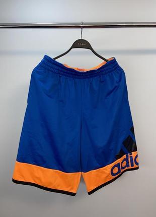 Adidas чоловічі оригінальні баскетбольні шорти