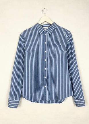 Рубашка блузка полоска