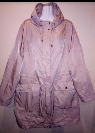 🌺 🌿 🍃 легкая куртка/ветровка на подкладочке р.20 🌺 🌿 🍃