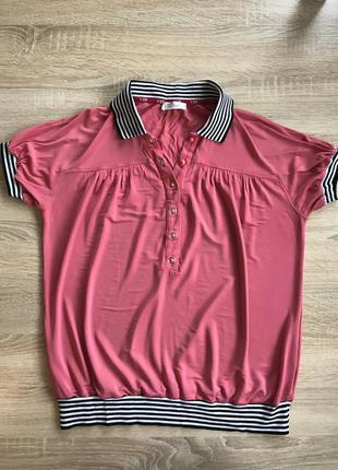 Блуза vdp, футболка, тенниска