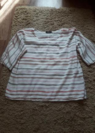 Лляна італійська блузка