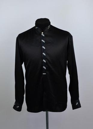Мужская рубашка versace винтаж оригинал