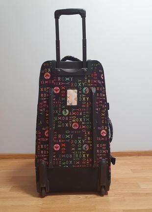 Чемодан / валіза roxy оригінал3 фото