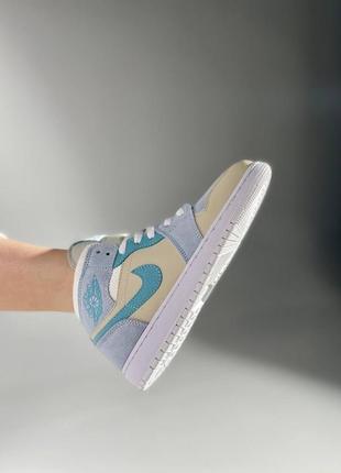 Високі кросівки джордан nike air jordan