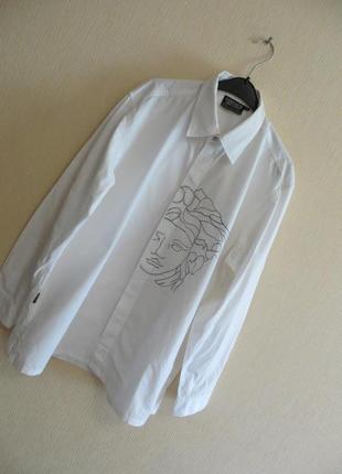 Рубашка versace (р.l)