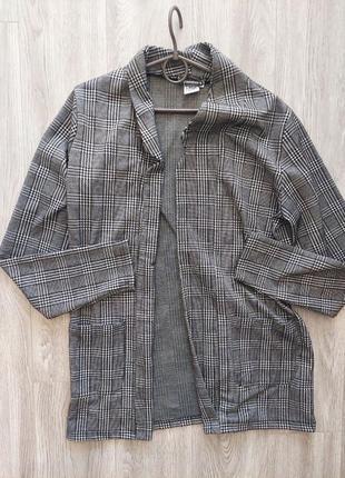 Кардиган, накидка, пиджак в стиле casual