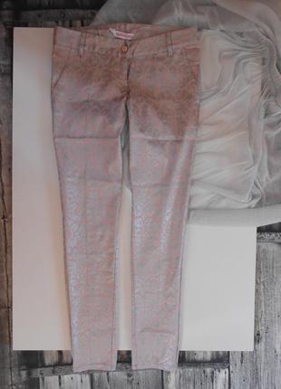Женские зауженные брюки летние
