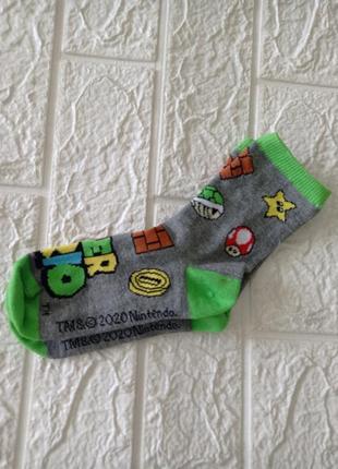 Носки для мальчика 4-6 лет