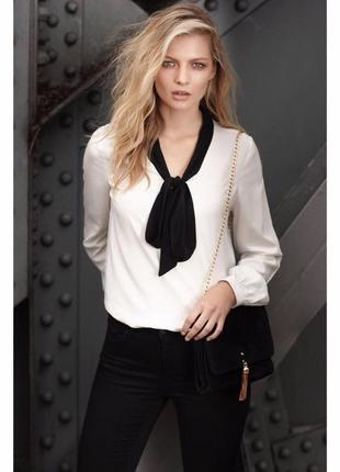 Шикарная блуза esmara колекции от heidi klum