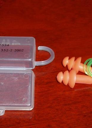 Противошумные вкладыши (беруши) ер534 (с кордом)