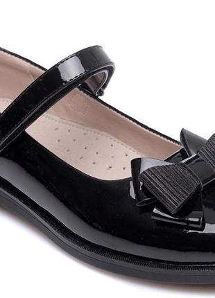 Лаковые туфли для девочки р.33-37,5 наложенный платеж