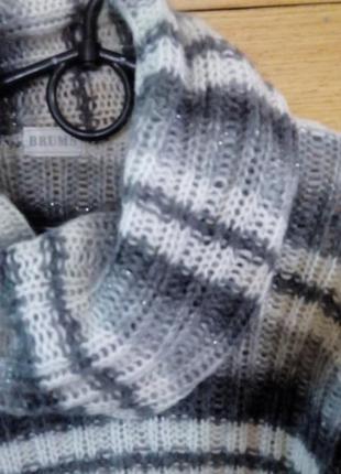 Итальянский теплый свитерок