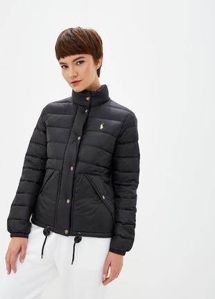 Пуховик ralph lauren polo женский оригинал из новых коллекций куртка