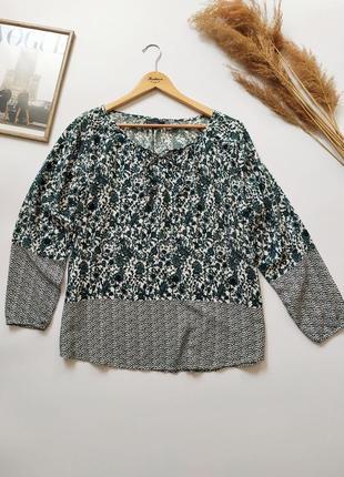 Легкая натуральная блуза