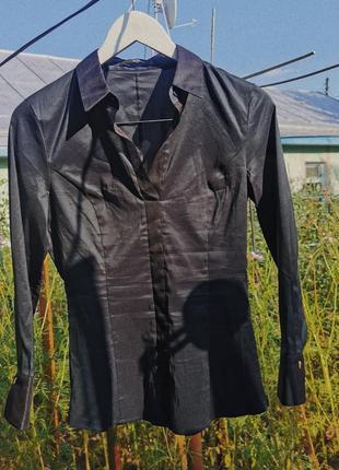 Базовая классическая рубашка