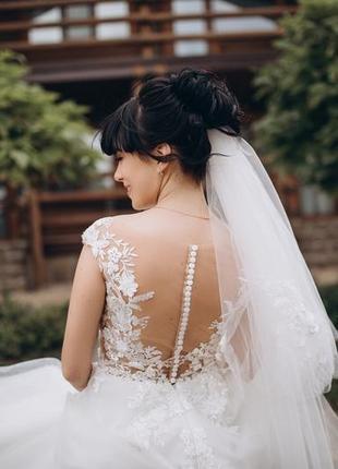 Свадебное платье marta ivory
