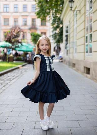 Школьная форма платье сарафан рост от98 до 160