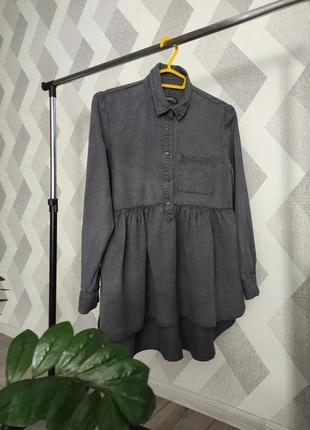 Рубашка жіноча фірми zara, розмір xs/s