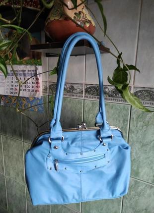 Італійська шкіряна сумка