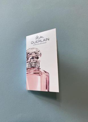 Mon guerlain sparkling bouquet пробник новинка 2021