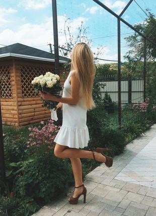 Платтячко zara/ платье