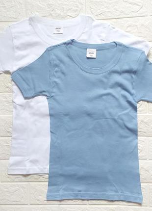 Комплект детских футболок италия