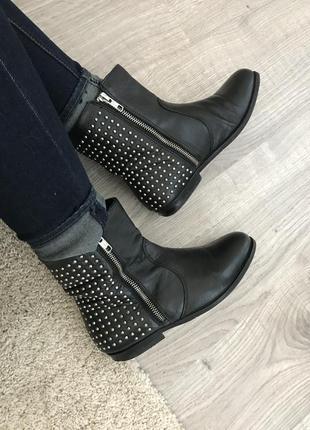 Демисезонные ботинки/ челси reserved