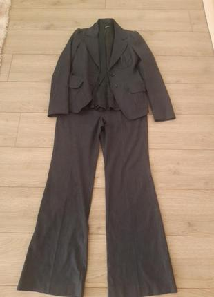 Шикарний костюм, брюки палаццо