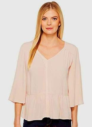 Нежная свободная блуза b collection by bobea