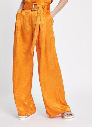 Классные брюки свободного пошива от river island