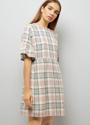 Классное вискозное платье от new look