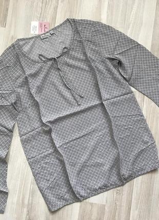 Красивая легкая кофточка блуза из вискозы blue motion.
