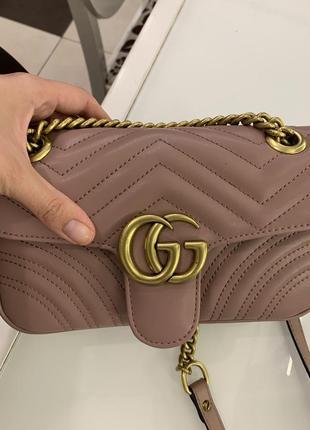 Gucci marmont сумка