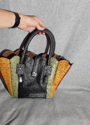 Необычная стильная сумка