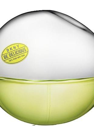 Dkny be delicious парфюмированная вода