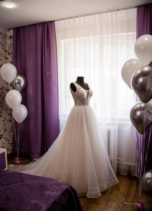 Весільна сукня💍👰♀️